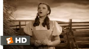 Somewhere Over the Rainbow - The Wizard of Oz (1/8) Movie CLIP ...