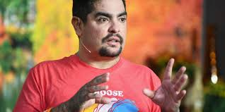 Celebrity chef Aaron Sanchez on the dishes he makes during ...