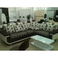 l shape corner sofa set at rs 38100