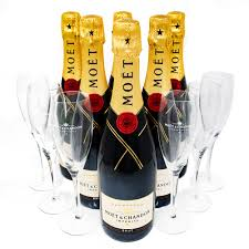 chandon 6 x imperial brut chagne