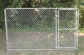 Spsfence Dks21006 Gate Panel 10 Ft Length X 6 Ft Height Steel Galvanized