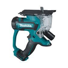 Makita 12v Cordless Drywall Saw Cutter Skin Only Bunnings Warehouse