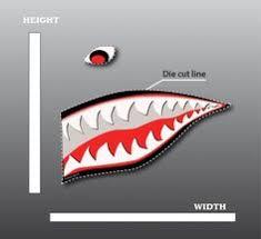 10 Shark Face Ideas Shark Nose Art Shark Mouth