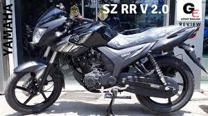 2018 yamaha sz rr v2 0 most detailed