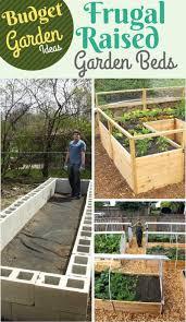 diy garden ideas 16 raised garden bed
