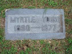 Myrtle Patterson Young (1890-1977) - Find A Grave Memorial