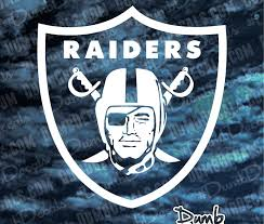 Oakland Raiders Decal Dumbdecals Com