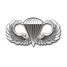 Army Jump Wings Vinyl Transfer Decal Us Army Combat Badges Vinyl Stickers Priorservice Com