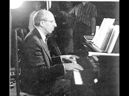 Aaron Copland plays Copland Four Piano Blues - YouTube