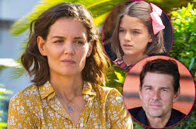 Katie's Nightmare! Daughter Suri Is Turning Into A Tom Cruise ...