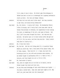 Oral History Interview with Bob and Ada Reed Brewer, March 14, 1984 - UNT  Digital Library