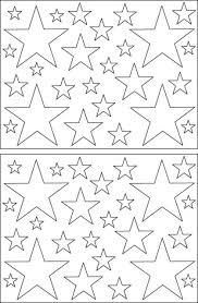 52 White Stars Vinyl Girls Bedroom Wall Decals Stickers Kids Dorm Nursery Baby For Sale Online
