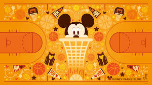 our latest mickey basketball