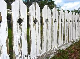 Fairhope Supply Co Southern With A Gulf Coast Accent Fence Picket Fence Dream Backyard