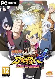 Buy Naruto Shippuden: Ultimate Ninja Storm 4 Road to Boruto Steam