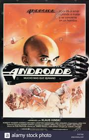 Original Film Title: ANDROID. English Title: ANDROID. Film ...