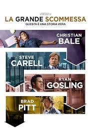 La grande scommessa Streaming - Guarda Subito in HD - CHILI