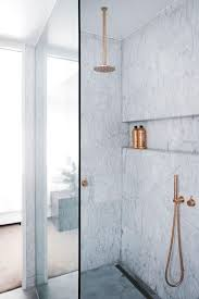 door less walk in shower designs