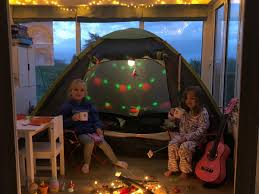 We Re Taking The Kids Camping In The Living Room Camping Holidays The Guardian