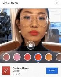 makeup using augmented reality
