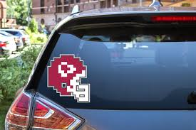 Kansas City Chiefs 8 Bit Tecmo Bowl Logo Vinyl Decal Sticker 10 Sizes Sportz For Less