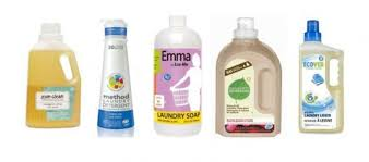 best natural laundry detergents