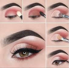 40 easy steps eye makeup tutorial for