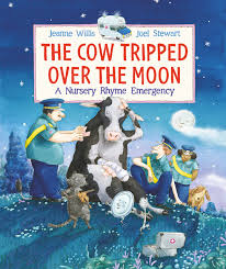 The Cow Tripped Over the Moon ...