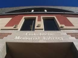 Image result for finkelstein memorial library