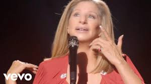 Barbra Streisand - Evergreen (Love Theme from A Star Is Born)(Live ...