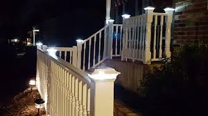 Solar Deck Lights Decksdirect