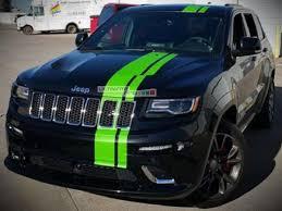Sticker Vinyl Body Racing Stripe Kit Decals Jeep Grand Cherokee