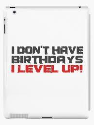 funda y vinilo para ipad video juegos gamers quotes birthday