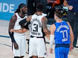 Montrezl Harrell apologizes to Luka Doncic for 'white boy' comment ...