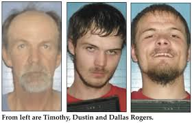 Rogers 'Raiders' Rounded Up On Theft Charges - The Cannon Courier