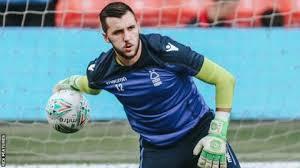 Jordan Smith: Mansfield Town sign Nottingham Forest keeper on loan ...