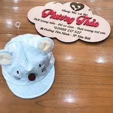 Mũ cho bé mới về - Phương Thảo - Shop Mẹ và Bé