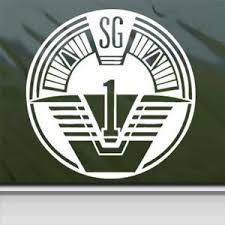 Stargate Sg 1 Unit Patch White Sticker Decal Car Window Wall Macbook Notebook Laptop Sticker Decal Buy Online In El Salvador Missing Category Value Products In El Salvador See