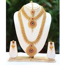 designer bridal jewellery sets