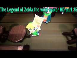 wind waker hd part 35 cabana deed