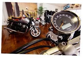 hamilton motorcycle centre 1 triumph