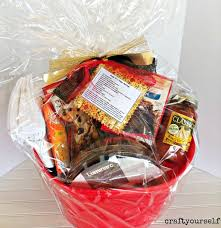 happy marriage shower gift basket