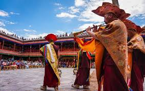 Treat your mind and soul with visit to the Buddhist Monasteries of ...