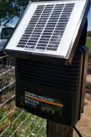Eco Friendly Solar Fence Chargers Electric Horse Fencing Solar Electric Fence Electric Fence Fence Charger