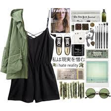 aesthetic clothes grunge in