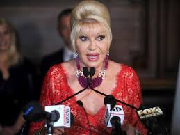 Ivana Trump Says She & Donald Are Great For White House, Not Melania –  SheKnows