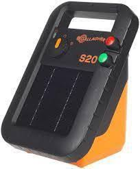 Gallagher S20 Solar Fencer Clippers Ireland