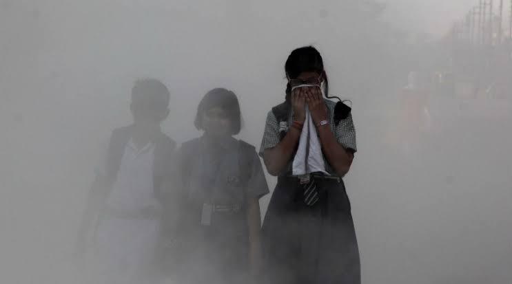 "Image result for delhi air pollution"""