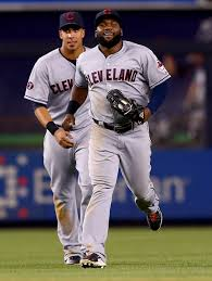 Michael Brantley, Abraham Almonte - Abraham Almonte Photos ...