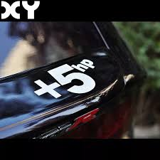 5hp Jdm Hellaflush Vinyl Car Funny Stickers Car Truck Vinyl Window Decal Sticker Funny Stickers Decal Stickervinyl Car Aliexpress